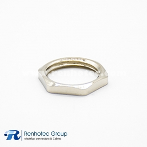M12 Connector nut M12 Hexagon Nut Metal M16-1.5