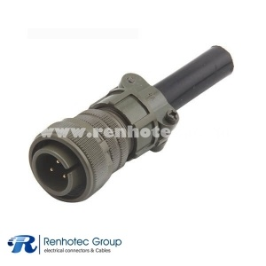 MS3106A16-10P DDK 3 Pin Cable Straight Plug Military Circular Connector