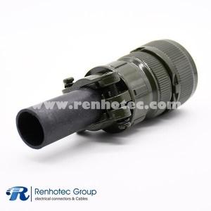 MS3106A20-27S 20-27 Insert Arrangement 20 Shell Size 14 Contacts 14#16 Solder Socket Contact