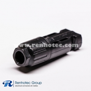 Solar Cable Connector PV Male Connector  Waterproof Ip67