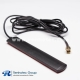 High Gaiin 4G Antenna Patch Black Antenna with 1m RG174 SMA Male Extension Cable