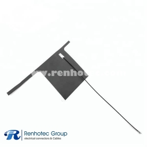UHF CDMA 3G WiFi 4G FPC antenna with IPEX/UFL