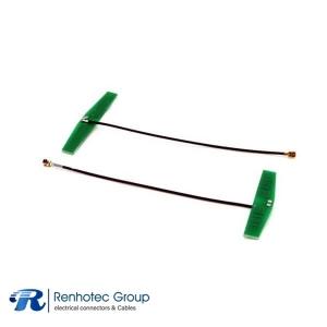 1Dbi Gsm/Pcb Internal Antenna 824-894/890-960/1710-1990 Mhz With H. Fl/U. Fl/Ipex/Gsc/Mcg