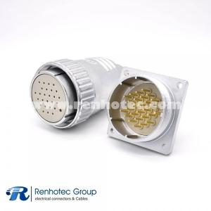 Socket Plug P48 Male Receptacles Female Plug Straight Connector