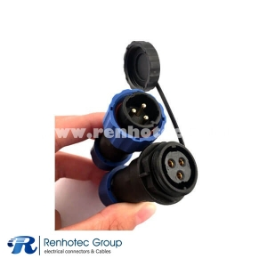 SP21 Docking Connector 3pin Waterproof Aviation Circular Male Plug&Female Receptacles Connector