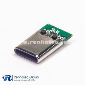 3.0 Type C Plug 24p with PCB