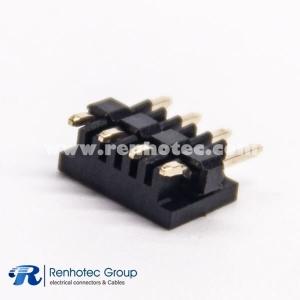Single Row Pin Header Strip 180 Degree PCB Mount DIP Type