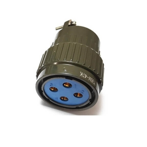 Y36M-4TK 5.5 mm Contact Diameter 4 Pins Aviation Circular Connector Female Plug