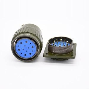 Y36M Series Military High Power Volt 14 Pin Circular Connector Female Plug &Male Socket
