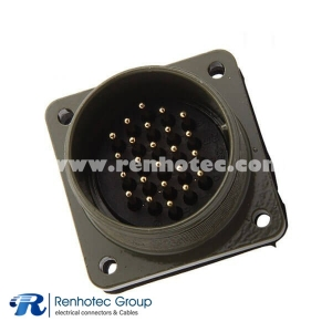 AMP MS3102A28-16P Box Mount Receptacles 20P*16 Pin Contacts 5015 Military Connector