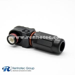 SurLok Plus Plug 8mm Right Angle 1Pin 120A 150A 200A Crimp 25m㎡/35m㎡/50m㎡ Cable