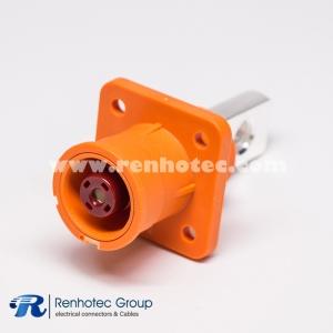 Battery Storage Connector Socket  Straight 1Pin Crimp 12mm  Busbar Lug